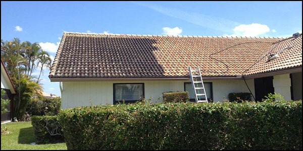 roof cleaning for homes