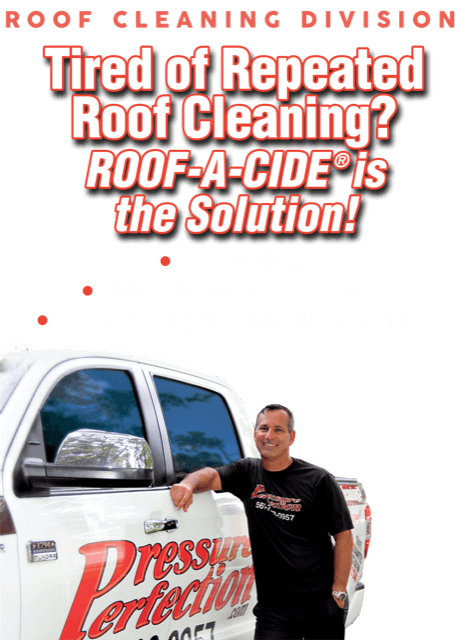 Safe Roof Cleaning West Palm Beach Florida